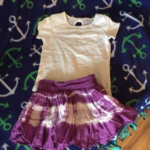 Other - Skirt and top set